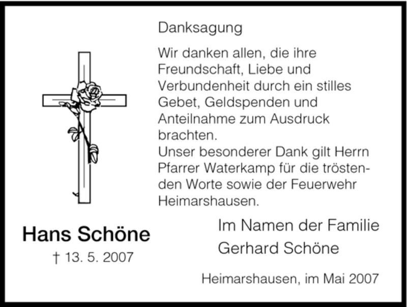 Hans Schoene